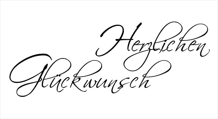 Herzlichen Gluckwunsch Zur Hochzeit Schriftzug Hylen Maddawards Com